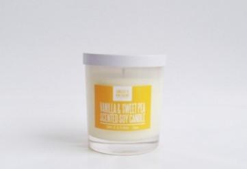 Vanilla and Sweet Pea
